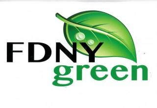 FDNY Green Logo
