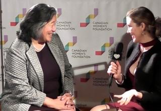 Angelena Interviewing Tina Tchen