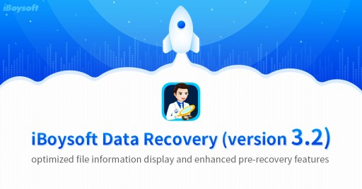 iBoysoft Data Recovery V3.2 Released, Enhanced With Multimedia Preview Features
