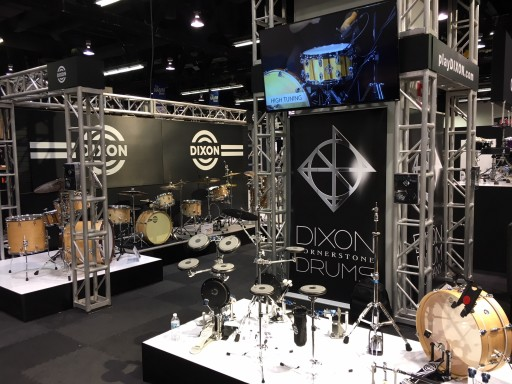 St. Louis Music Upgrades 2,000 Sq. Ft. Trade Show Display With Greatmats Carpet Tiles