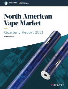 Arcview + Greentank Vape Report Q1 2021