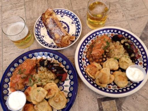 Eat Real Polish Food in Glenwood Springs