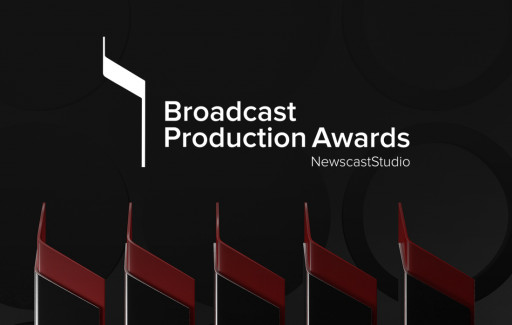 Broadcast Production Awards From NewscastStudio Honor Innovation and Achievement in Industry
