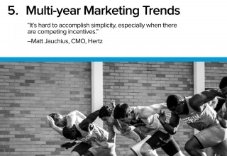 Multi-year Marketing Trends