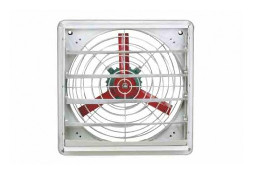 Larson Electronics Releases 220V 1PH Low Pressure Fan, Flameproof, 1,450 RPM, 2,400 CFM