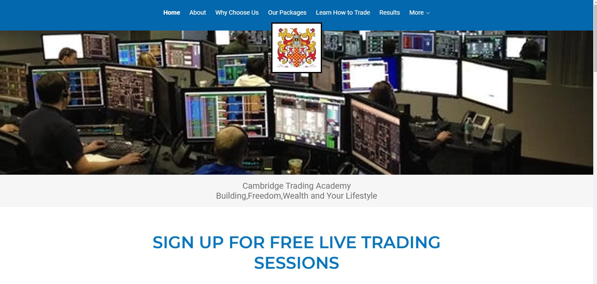 cambridge trading academy new x pro software made history in the