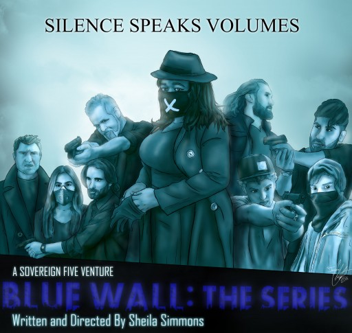 Sovereign Five Fliques' Exciting Police Procedural Enters the Digiverse!