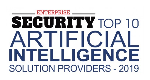 CYFIRMA Named in Enterprise Security Magazine's 'Top 10 Artificial Intelligence Solution Providers - 2019'