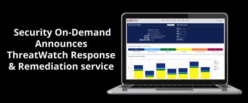 Security On-Demand Partners With Infocyte to Provide Cyber-Threat Response & Remediation Service