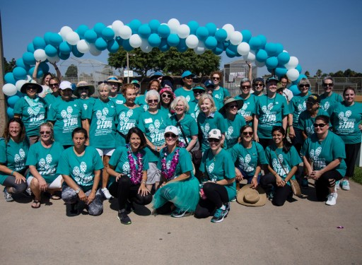 Ovarian Cancer Alliance of San Diego to Hold 3rd Annual Walk to Raise Awareness for Ovarian Cancer
