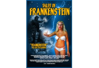 'Tales of Frankenstein' poster