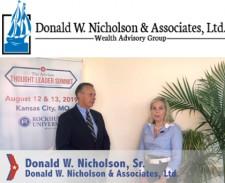 Donald W. Nicholson Sr. Offers Insights About Wealth Management and Stewardship at Advisor Thought Leader Summit