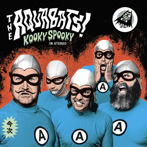 Are You Ready?! The Aquabats! Return With 6th Studio Album 'Kooky Spooky... in Stereo!'