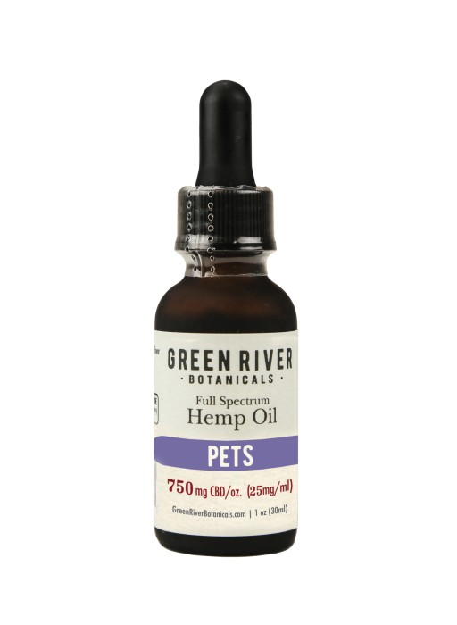 Green River Botanicals Enters Pet Care Space With CBD/Hemp Oil