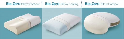Bedsure Unveils New Bio-Zero Pillow - the Revolutionary Memory Foam Pillow