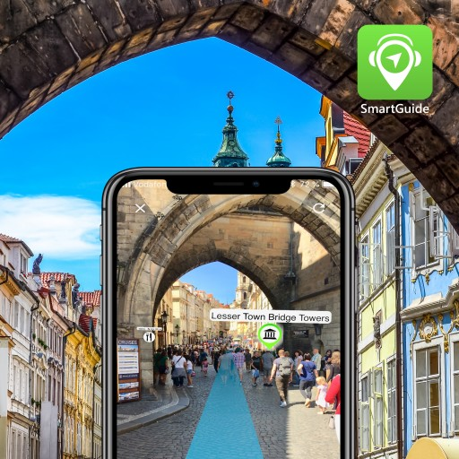 If Pokemon Go and Lonely Planet Had a Child, It Would Be SmartGuide - Augmented Reality Audioguide
