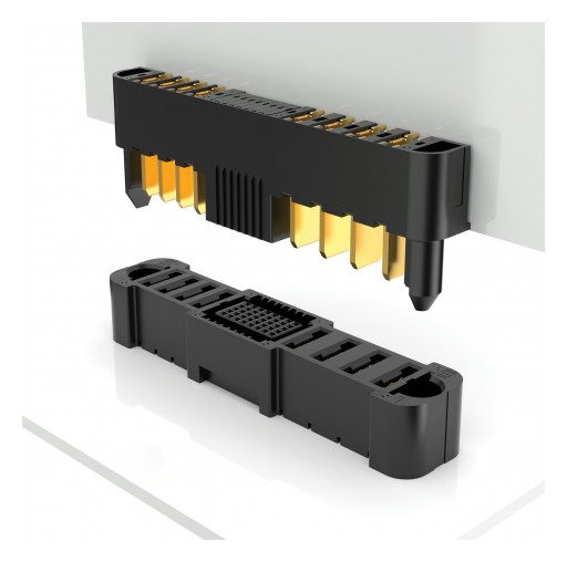 Samtec's EXTreme Ten60Power™ System Available With Higher Density and AC Power Options