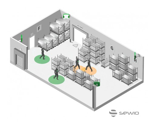 Sewio Helps to Fight COVID-19: Free Software and Consultancy to Introduce Smart Quarantining