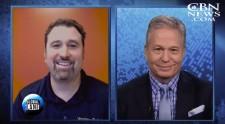 Lane Mendelsohn with Gary Lane on CBN News
