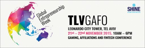 TLV GAFO: Gaming, Affiliations and Forex Conference
