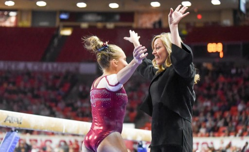College, High School, Recreational Coaches to Face Off for Greatmats National Gymnastics Coach of the Year Award