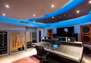 BangyBang Studio Control Room