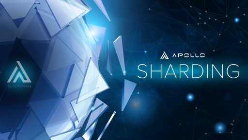 Apollo Currency Releases Sharding, Solving Blockchain Sustainability