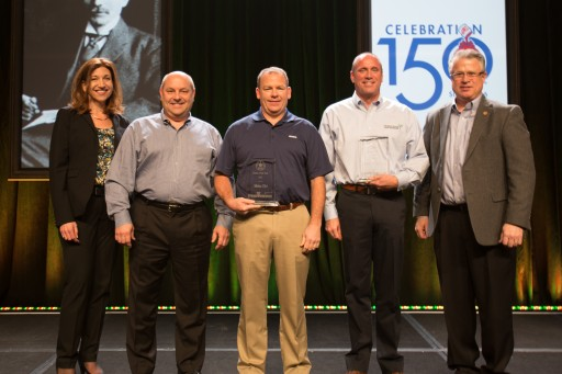 Filtration Group Wins Top Award From Sherwin-Williams