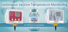 Continuous Vaccine Temperature Monitoring Puts MadgeTech on the Frontlines