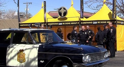 Coffee With a Cop in Albuquerque
