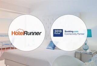 HotelRunner is Booking.com's Premier Connectivity Partner