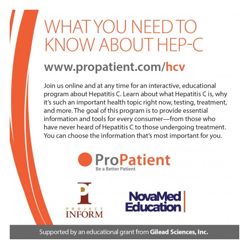 What You Need to Know About Hepatitis C