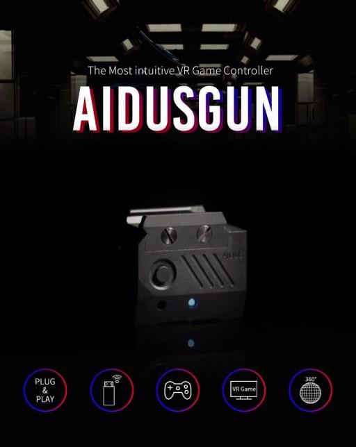 AIDUSGUN Will Soon Launch a Campaign Through Kickstarter