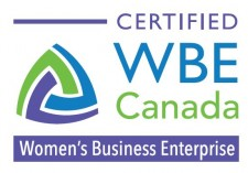 WBE Certification Stamp