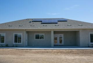 CPL Van Etten's New Solar Powered Home