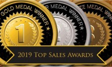 The 2019 Top Sales Awards Results