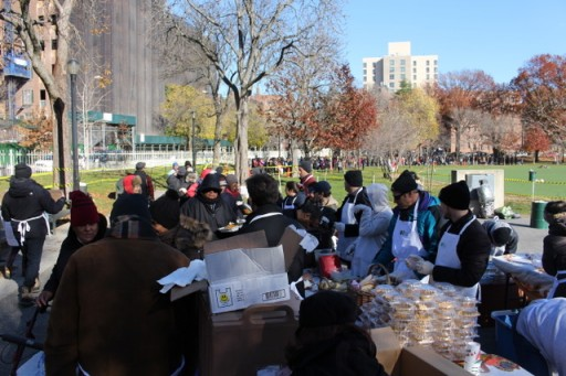iEat Green Celebrates the 25th Anniversary of Feeding Those in Need