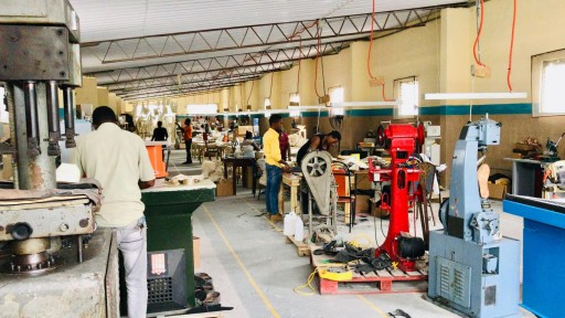 First of Its Kind, Women Owned Factory Creates Sustainable Jobs in Haiti