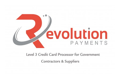 Revolution Payments Reveals a New Service to Help Government Vendors Reduce the High Interchange Fees Associated With Accepting Government Purchase Cards