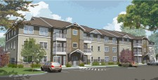 Rendering of 2720 Fire Road Phase 2