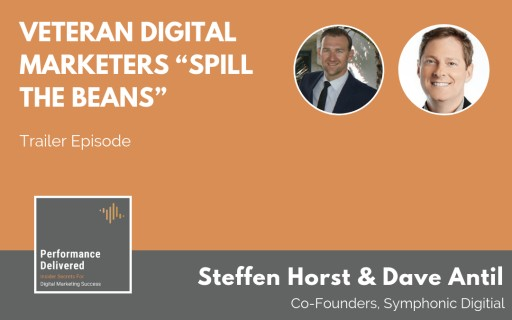 Digital Marketing Wisdom Unleashed: Three New Performance Delivered Podcasts Released