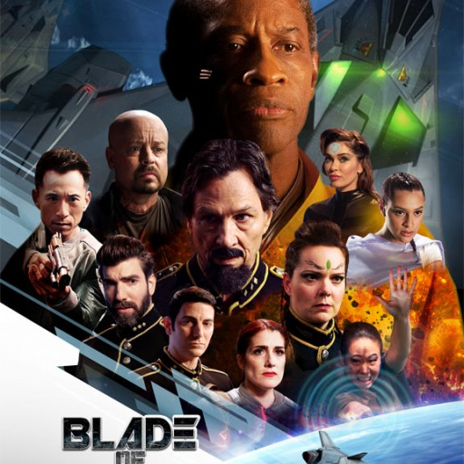 Blade of Honor - Final Project for Battlestar Galactica's Richard Hatch