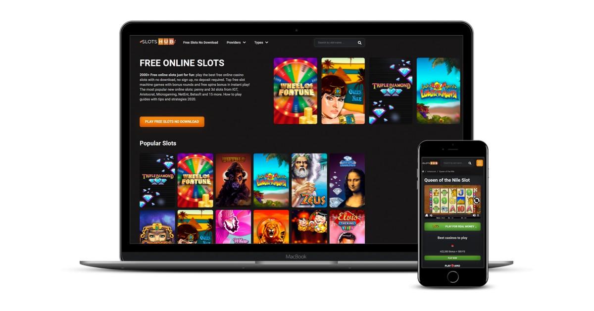 eureka casino Slot
