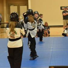 Kyuki-Do Black Belt Sparring