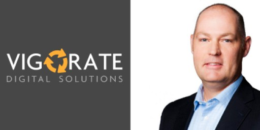Vigorate Digital Solutions Announces New President, Leading MarTech Authority Scott Jamieson