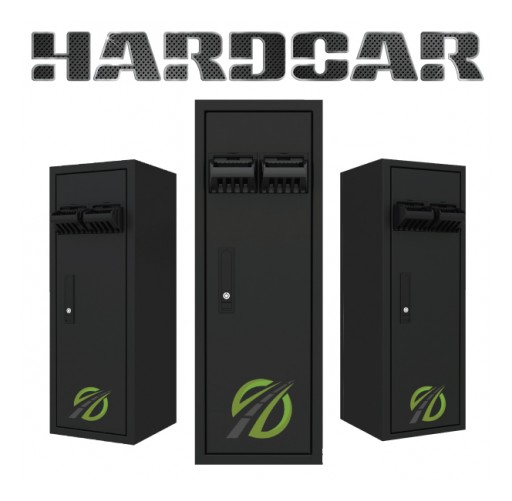 HARDCAR Introduces Advanced Smart Safes to California's Evolving Cannabis Industry