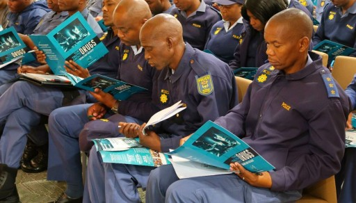 Police Adopt Drug-Free World to Fight South Africa's Drug Epidemic