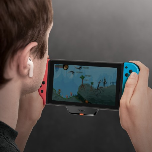 Bionik Brings Bluetooth® Audio Capabilities to Nintendo Switch