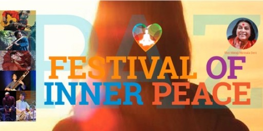 SF Bay Area Celebrates the Festival of Inner Peace