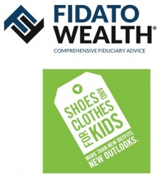 "Holiday Supply Drive led by Fidato Wealth to benefit ""Shoes and Clothes for Kids"" of Northeast Ohio ends on Friday"